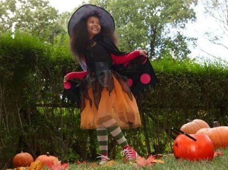 Costumi di Halloween strega