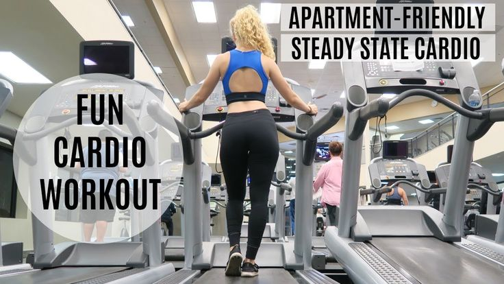 Apartment Friendly Steady State Cardio | MFit