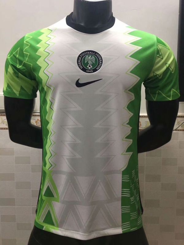 Nigeria Soccer Jersey 2020 In 2020 Soccer Jersey Soccer Shirts Soccer