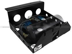 Best 25 truck air compressor ideas on pinterest air ride truck afe power 46 79001 glide guard on board air compressor mount aftermarket bumpers sciox Images