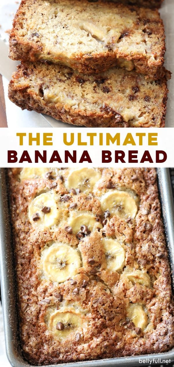 Think You Don T Need Another Banana Bread Recipe Think Again This Is The Absolute Best M In 2020 Ultimate Banana Bread Recipe Banana Bread Recipes Best Banana Bread
