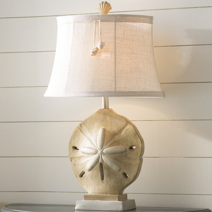 Kaiya Sand Dollar 31 Table Lamp Table Lamp Nautical Lamps