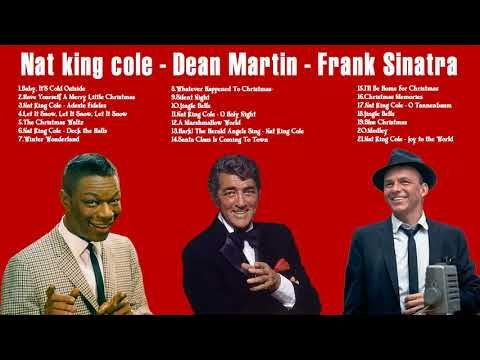 Frank Sinatra Weihnachtslieder.Best Christmas Songs Of All Time Nat King Cole Dean Martin