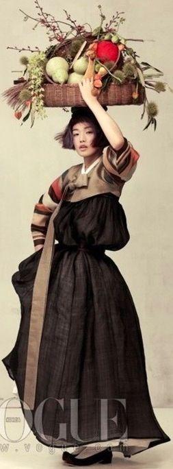 Chanson korean style dress