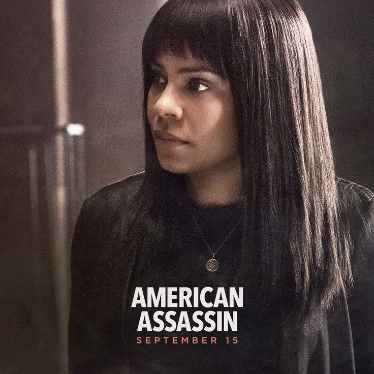 Sanaa Lathan, CBS Films, Lionsgate Movies and American Assassin