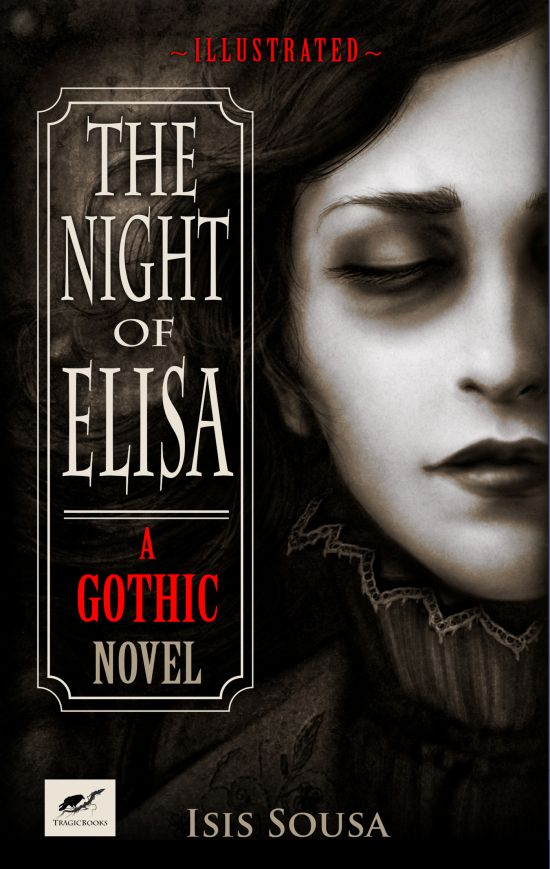 The Night of Elisa - An illustrated Gothic Novel