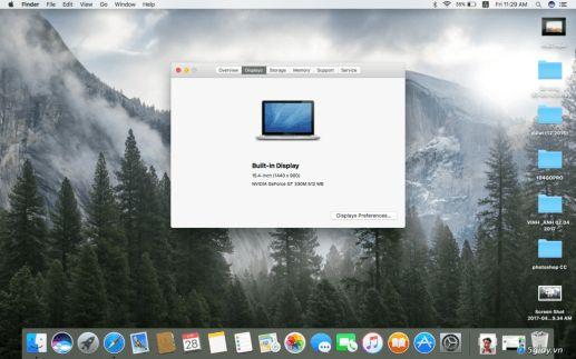 Bán lại MacBook Pro mid 2010 core i7 hàng xách tay