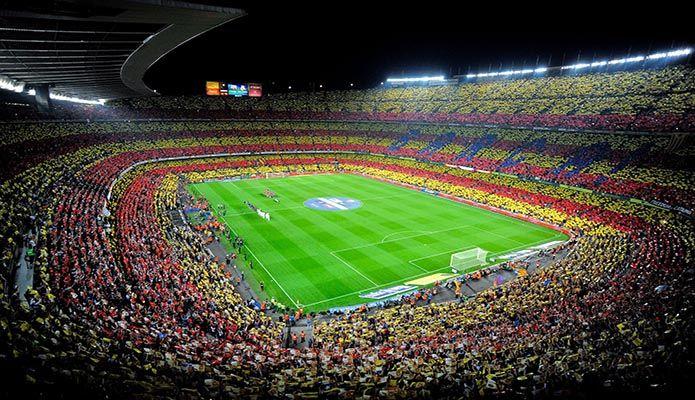 En büyük futbol stadyumları