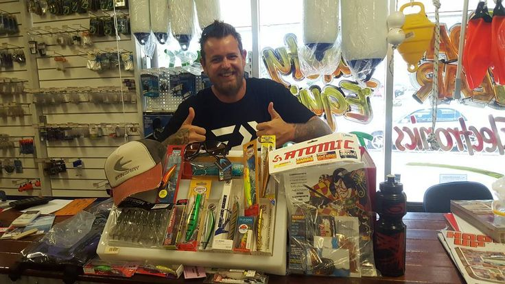 Big shout out to @kurt_sullivan84 for winning the prize pack valued at over $1500.00 filled with goodies!  A MASSIVE THANK YOU to all our sponsors who chipped in to make all this possible!! Kurt was stoked on the phone and already wants to get out and put it to good use with the boys and family!  enjoy your time up the daintree!! #bigthanksto #wilsonfishing #frogliesoffshore #stingrayeyewear #atomic #zerek #Halcotackle #storm #keitech #quickcatch #RMG @frogleysoffshore @wilson_fishing…