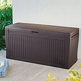 Springwood Plastic Garden Storage Box 305L | Departments | DIY at B&Q