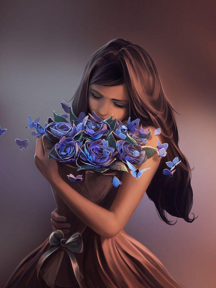 Ephemeral Beauty by AquaSixio