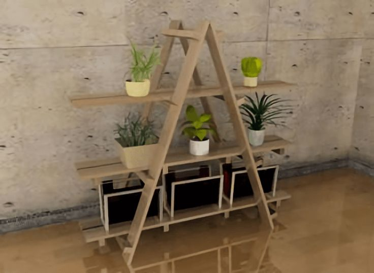 すのこを使った三角シェルフ棚の作り方をご紹介します。 自分的にすのこでできるアクティブなデザインに挑戦してみましたが、強度が少し心配なので、コンポとか重いものは載せない方が良いかもですね。 それでは作り方をご紹介していき …