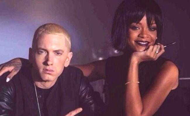 Eminem e Rihanna <3