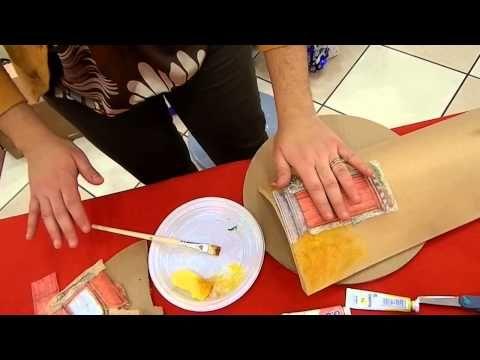 come fare una tegola in 3D (tutorial di Silvia Trotta) - YouTube