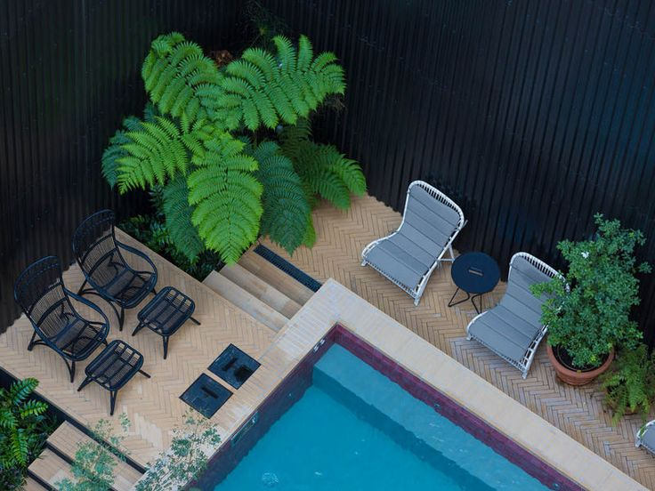 Valverde Hotel #exteriordesign #decoration #bastir #garden #pool #decorating #ideas #decor #green #exterior