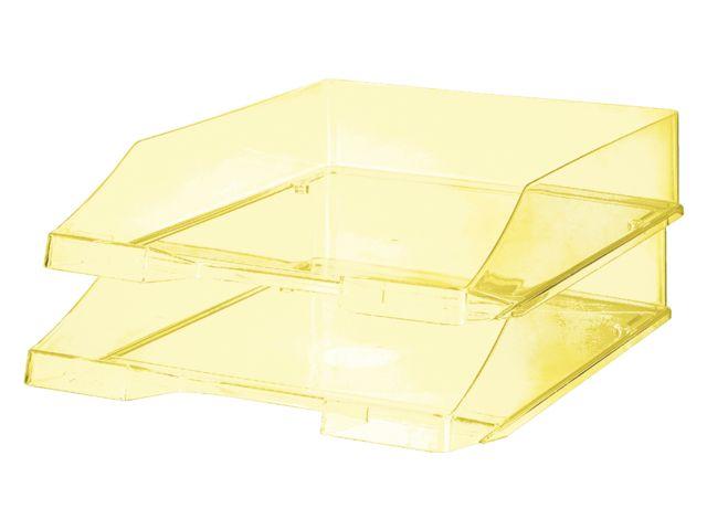 Brievenbak Han Signal in geel via #DKVH