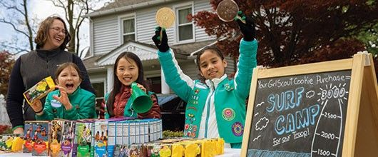Find Cookies    Cookie order taking starts January 13! Help a girl in your neighborhood reach her cookie selling goals.    Click the link to request cookies from a Girl Scout near you January 16-February 2.    After filling out the request form, a Girl Scout in your neighborhood will be in contact with you.