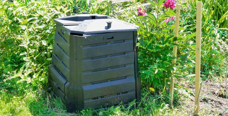 """Compost ή αλλιώς """"Μαύρος Χρυσός"""""""