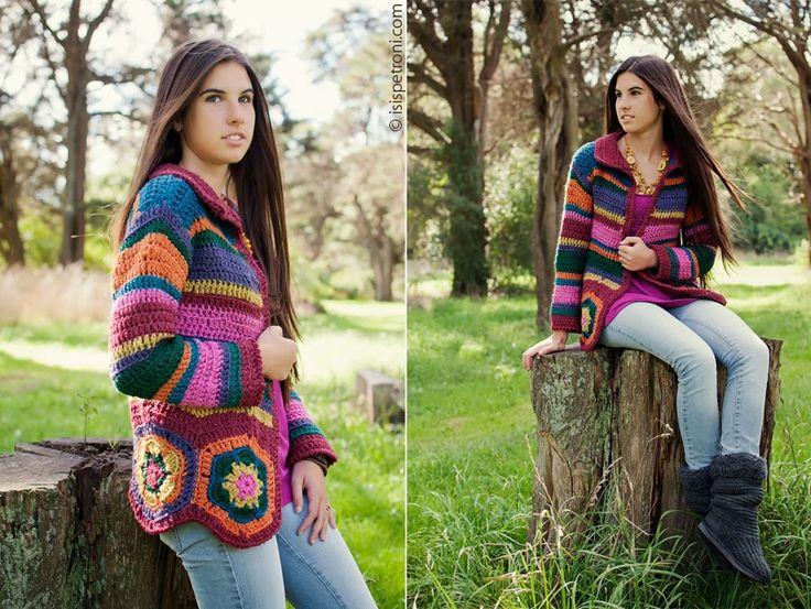 María Cielo: Bisa Chefa creaciones crochet