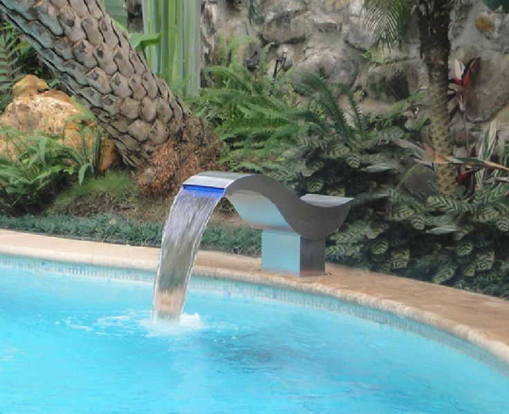 Diy Pool Fountain Ideas Part 97