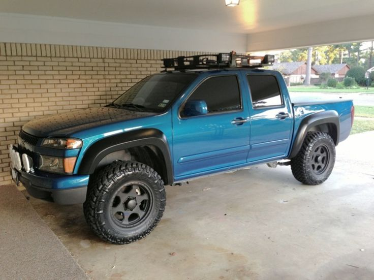 lifted chevy colorado - Google Search | Lifted Colorado's ...