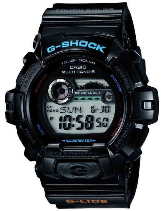 G-Shock Watch Alarm G-Glide Chronograph #alarm-yes #bezel-fixed #bracelet-strap-rubber #brand-g-shock #case-depth-15mm #case-material-plastic #case-width-40mm #chronograph-yes #classic #date-yes #day-yes #delivery-timescale-call-us #dial-colour-black #gender-mens #movement-quartz-battery #new-product-yes #official-stockist-for-g-shock-watches #packaging-g-shock-watch-packaging #perpetual-calendar-yes #style-sports #subcat-g-shock #supplier-model-no-gwx-8900-1er…