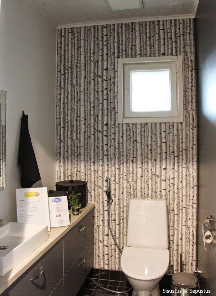 Jyväskylän Asuntomessujen wc:t | Sisustus ja Sepustus