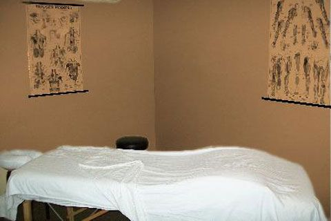 The Clinic is equipped with treatment tables featuring cervical, thoracic, and lumbar drop pieces. http://cahc.ca/ #chiropractic #massage #health