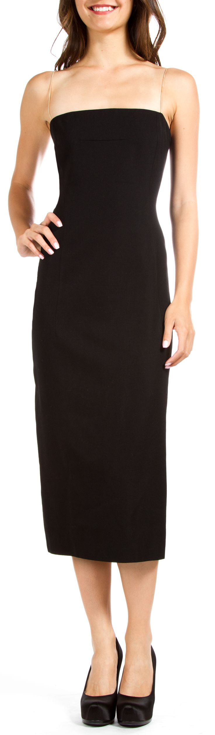 Gorgeous size 8 dress...LBD! Alessandro Dell' Acqua Dress @FollowShopHers