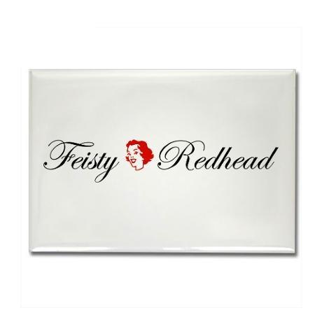 Feisty Redhead!