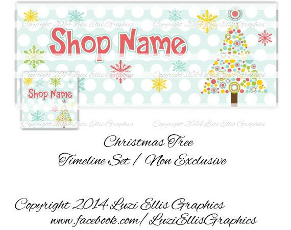 Christmas Tree Facebook Timeline  Banner & by LuziEllisGraphics #luziellis #bottlecaps #diy #printyourown #ribbon #inchies #circles #banner #bestofetsy #etsy #digital #design #timeline #etsyretwt #hepteam #facebook #collagesheet #logo #umzansi #customdesign #ooak #graphics #ironon #transfer #clipart #businesscard #bows #78ribbon #printribbon #buy1get1free #fb #covers #avatar #branding #invites #birthday #party