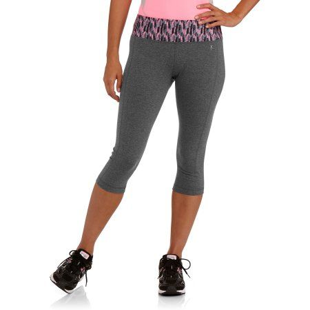 Daskin Now Women's Capri Tight with Forward Seaming, Size: XS, Pink