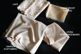 cup-fabrics. This pin has a great deal of bra making information