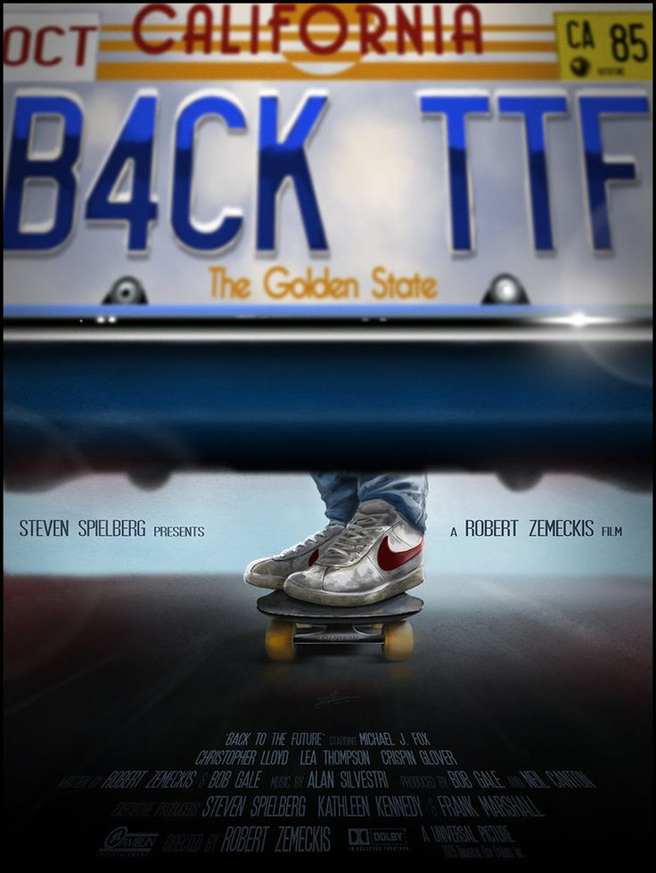 Back to the Future by Andy Fairhurst
