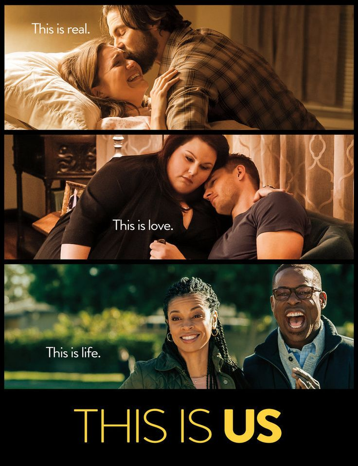This Is Us (TV Series 2016– ) - Mandy Moore, Milo Ventimiglia, Sterling K. Brown, Justin Hartley, Susan Kelechi Watson, and Chrissy Metz