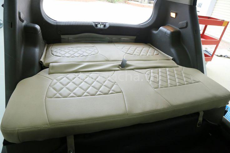 [Kia Morning Van 2011] Ghế giả da MBTech