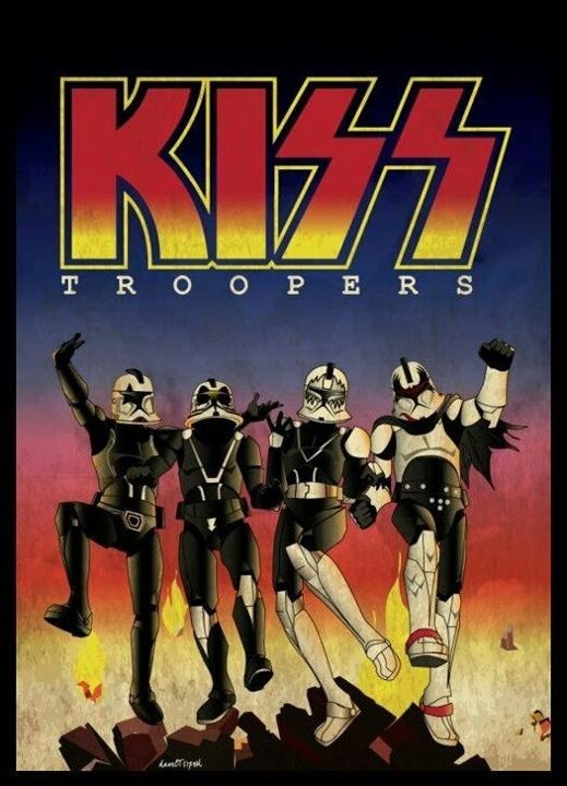 KISS Troopers