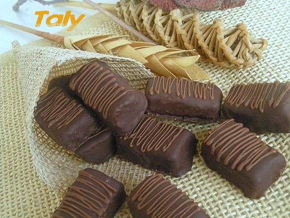 """BARRETTE """"Bounty"""" - Un cuore di #cocco avvolto nel #cioccolato"""