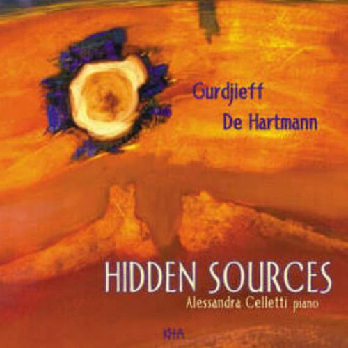 from Hidden Sources  available on https://soundcloud.com/alessandracelletti/rinascere-hugs-suite-frammento Music by Gurdjieff/deHartmann  Alessandra Celletti: piano