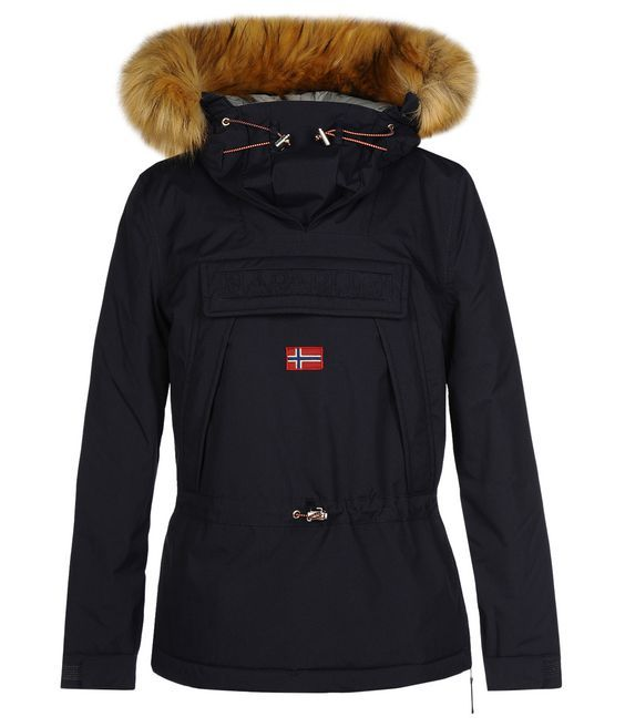 SKIDOO WOMAN ECO-FUR