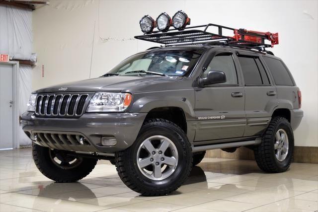 Used 2002 Jeep Grand Cherokee Lifted 4x4 2002 Jeep Grand Cherokee Overland Quadra Drive Lifted 4x4 Roof Rack Offroad 2017 2018 In 2020 Grand Cherokee Overland Jeep Grand Cherokee Jeep Grand