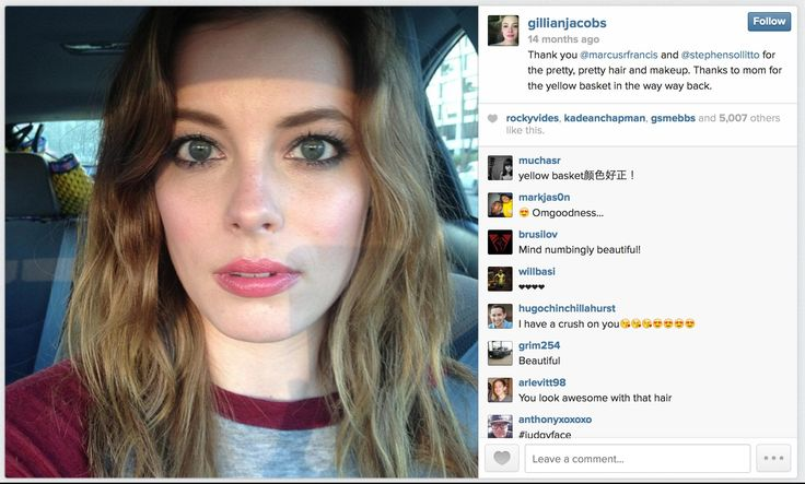 Let's say goodbye to 'Community' with Gillian Jacobs' best selfies on Instagram.