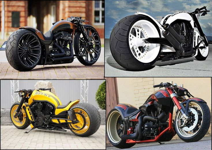 Moto customs - koncepty - Technet - T3chnology Evo1uti0N