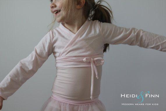 Modèle de pull de ballet et tutoriel 12m 5 t PDF par heidiandfinn