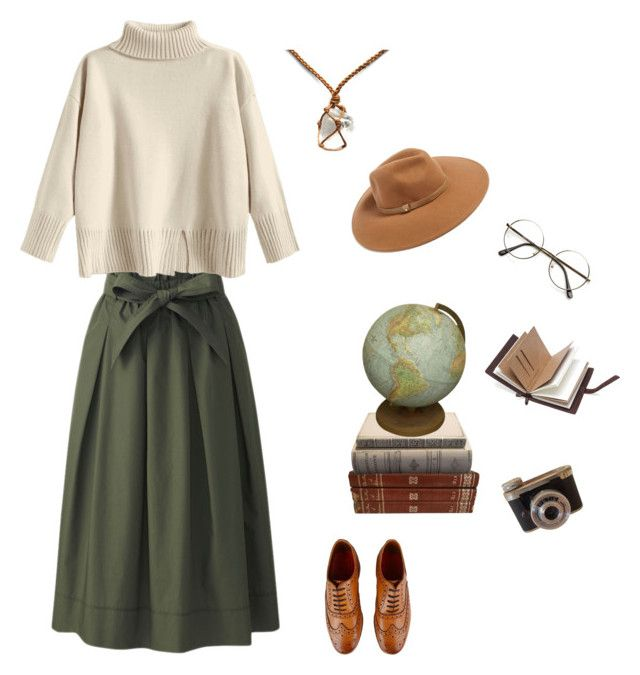 """""""Library Witch No. 4"""" by melyanna-info on Polyvore featuring Uniqlo, Grenson, Forever 21, mori, witch and forestgirl"""