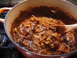 Great chicken mole recipe