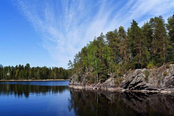 Primavera sul lago Saimaa