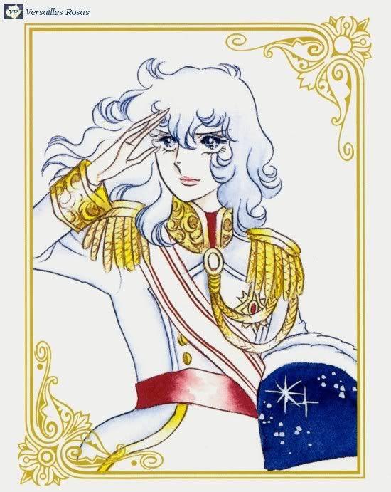 Oscar - Versailles no bara - Lady Oscar
