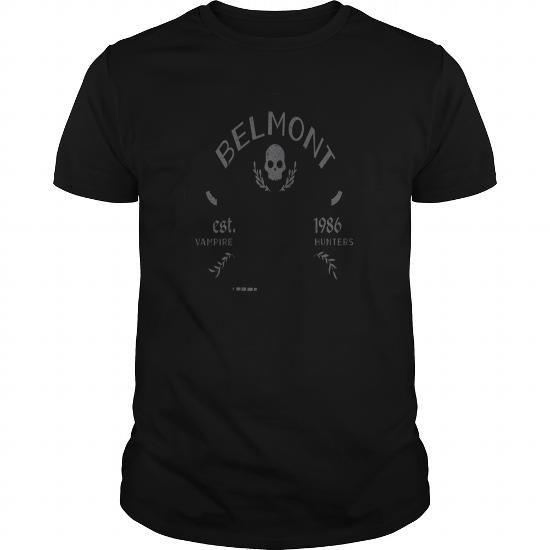 Belmont Vampire Hunters #sunfrogshirt