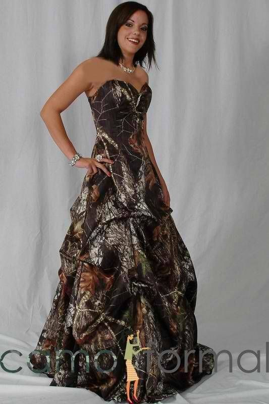 17 Best ideas about Camouflage Prom Dress on Pinterest  Camo prom ...